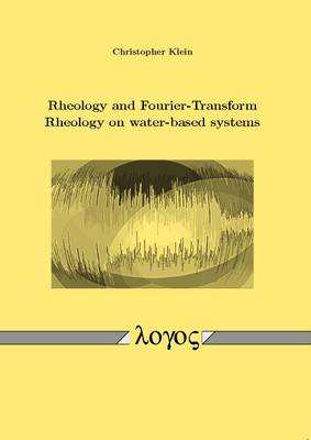 Rheology and Fourier-Transform Rheology on Water-Based Systems