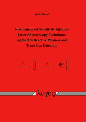 New Enhanced Sensitivity Infrared Laser Spectroscopy Techniques Applied to Reactive Plasmas and Trace Gas Detection