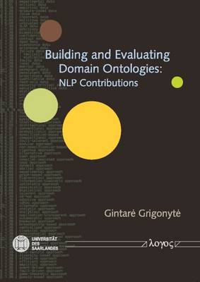 Building and Evaluating Domain Ontologies: NLP Contributions