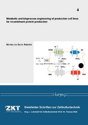 Metabolic and Bioprocess Engineering of Production Cell Lines for Recombinant Protein Production