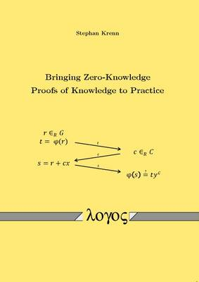 Bringing Zero-Knowledge Proofs of Knowledge to Practice