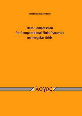Data Compression for Computational Fluid Dynamics on Irregular Grids