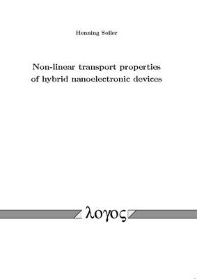 Non-Linear Transport Properties of Hybrid Nanoelectronic Devices
