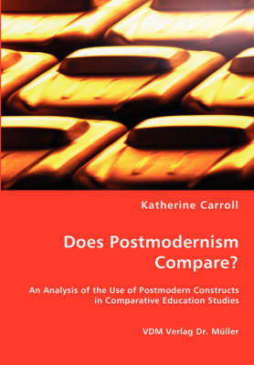 Does Postmodernism Compare?