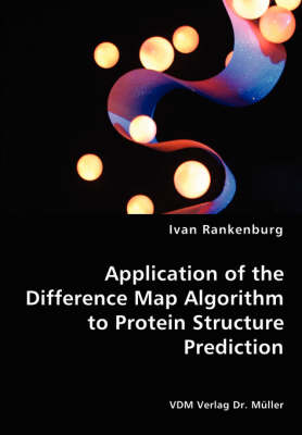 Application of the Difference Map Algorithm to Protein Structure Prediction