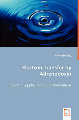 Electron Transfer by Adrenodoxin