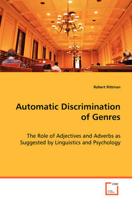 Automatic Discrimination of Genres