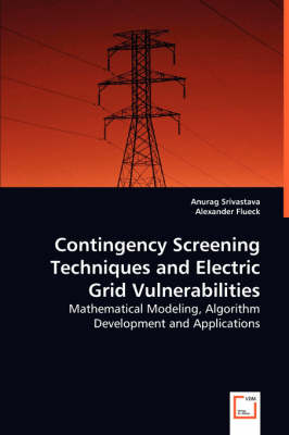 Contingency Screening Techniques and Electric Grid Vulnerabilities