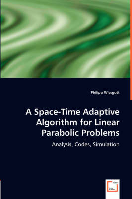 A Space-Time Adaptive Algorithm for Linear Parabolic Problems
