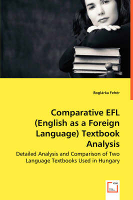 Comparative Efl (English as a Foreign Language) Textbook Analysis