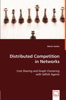 Distributed Competition in Networks