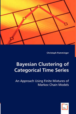Bayesian Clustering of Categorical Time Series
