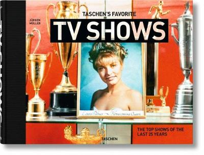 Taschen's Favorite TV Shows. From Twin Peaks to House of Cards
