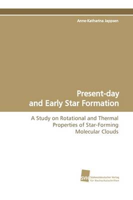 Present-Day and Early Star Formation