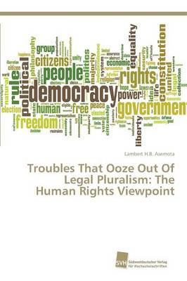 Troubles That Ooze Out of Legal Pluralism: The Human Rights Viewpoint