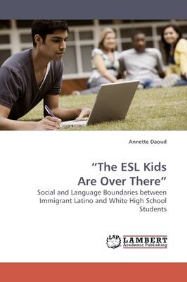 The ESL Kids Are Over There