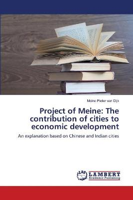 Project of Meine: The Contribution of Cities to Economic Development