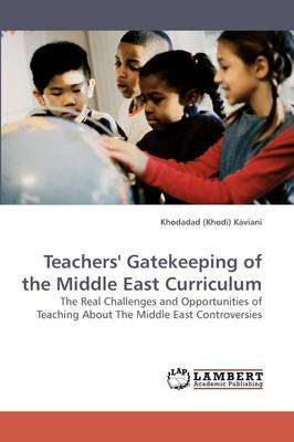 Teachers' Gatekeeping of the Middle East Curriculum