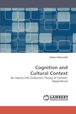 Cognition and Cultural Context