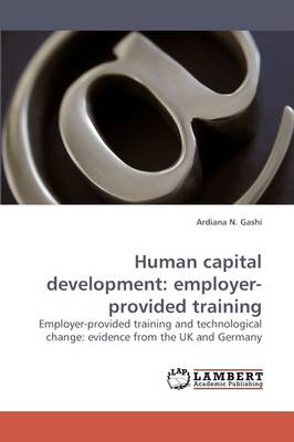 Human Capital Development: Employer-Provided Training
