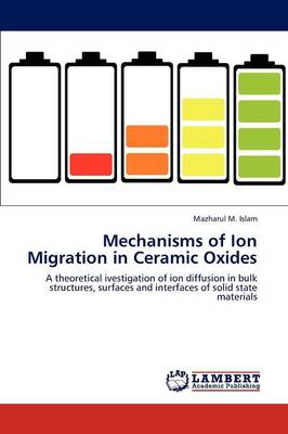 Mechanisms of Ion Migration in Ceramic Oxides