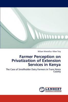 Farmer Perception on Privatization of Extension Services in Kenya