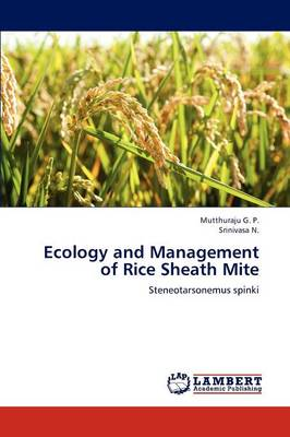 Ecology and Management of Rice Sheath Mite