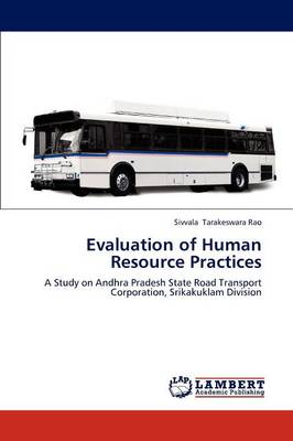 Evaluation of Human Resource Practices