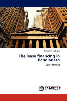 The Lease Financing in Bangladesh