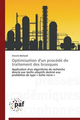 Optimisation D'Un Procede de Traitement Des Brasques