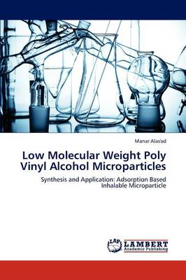 Low Molecular Weight Poly Vinyl Alcohol Microparticles