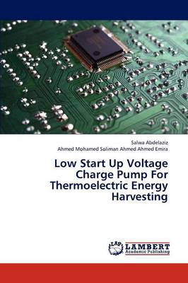 Low Start Up Voltage Charge Pump for Thermoelectric Energy Harvesting