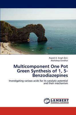 Multicomponent One Pot Green Synthesis of 1, 5-Benzodiazepines