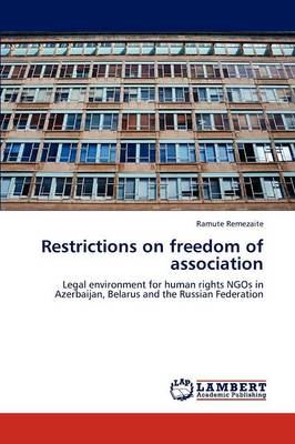 Restrictions on Freedom of Association