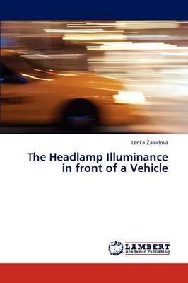 The Headlamp Illuminance in Front of a Vehicle