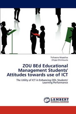 Zou Bed Educational Management Students' Attitudes Towards Use of Ict