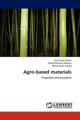 Agro-Based Materials
