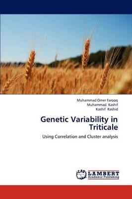 Genetic Variability in Triticale