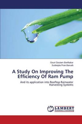 A Study on Improving the Efficiency of RAM Pump