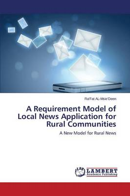 A Requirement Model of Local News Application for Rural Communities
