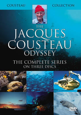 The Jacques Cousteau Odyssey: The Complete Series