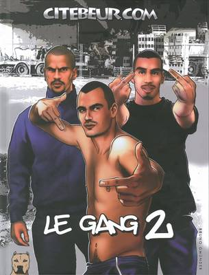 Le Gang is Back: An Erotic Gay Comic Story