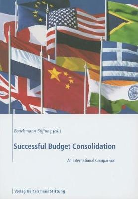 The Policy of Fiscal Consolidation in Germany: An international perspective