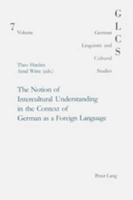 The Notion of Intercultural Understanding in the Context of German as a Foreign Language