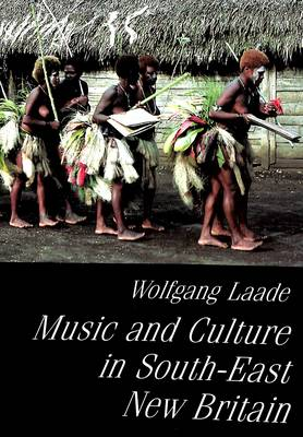 Music and Culture in South-East New Britain: Using Territorial Survey of Oceanic Music Report on Field Research Conducted in August-October 1988