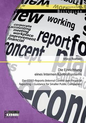 Die Einrichtung Eines Internen Kontrollsystems: Der Coso-Reports (Internal Control Over Financial Reporting - Guidance for Smaller Public Companies)