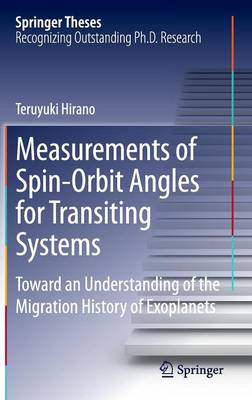 Measurements of Spin-Orbit Angles for Transiting Systems: Toward an Understanding of the Migration History of Exoplanets