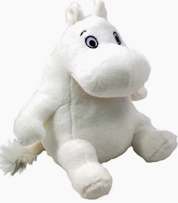 "Moomin 8"" Plush Toy"