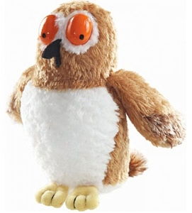 "Gruffalo Owl 7"" Plush Toy"