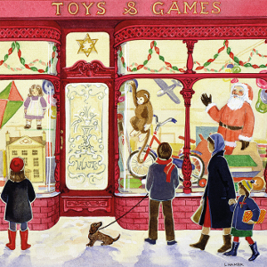 Xmas Charity Toys and Games pack of 5...